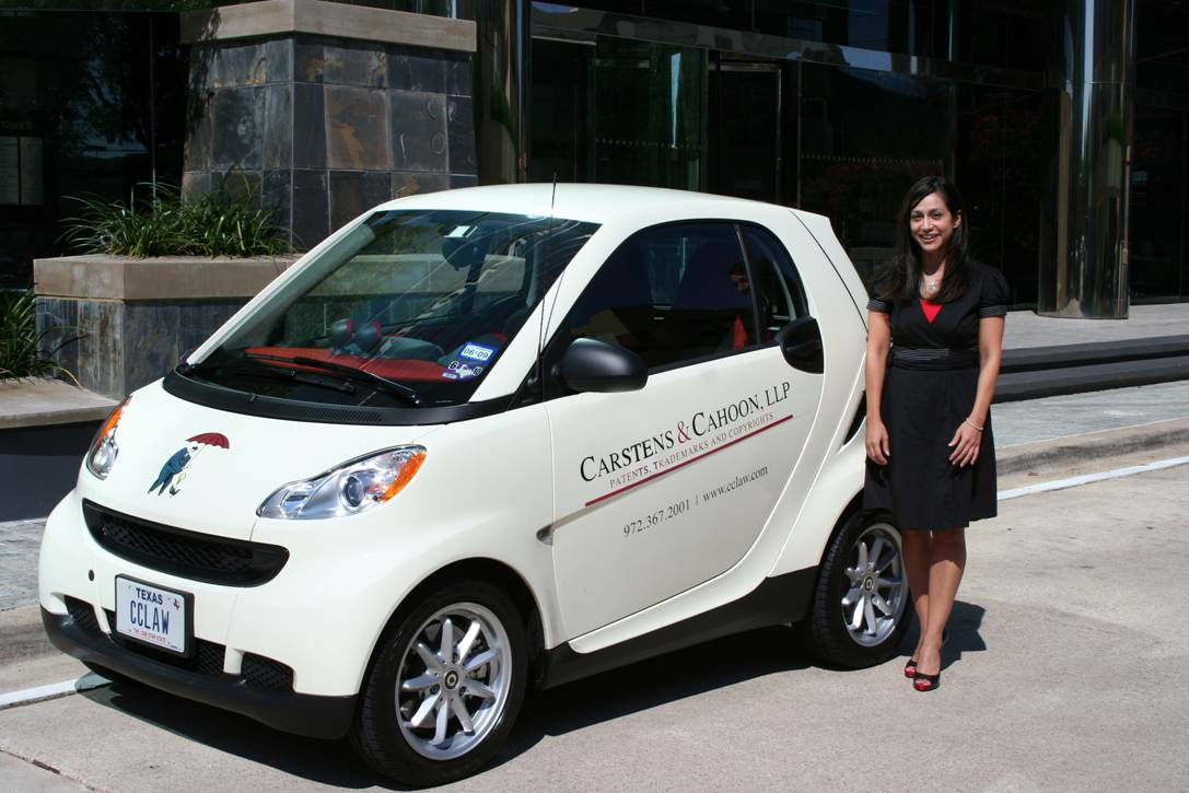 A Smart Car for a Smart Firm